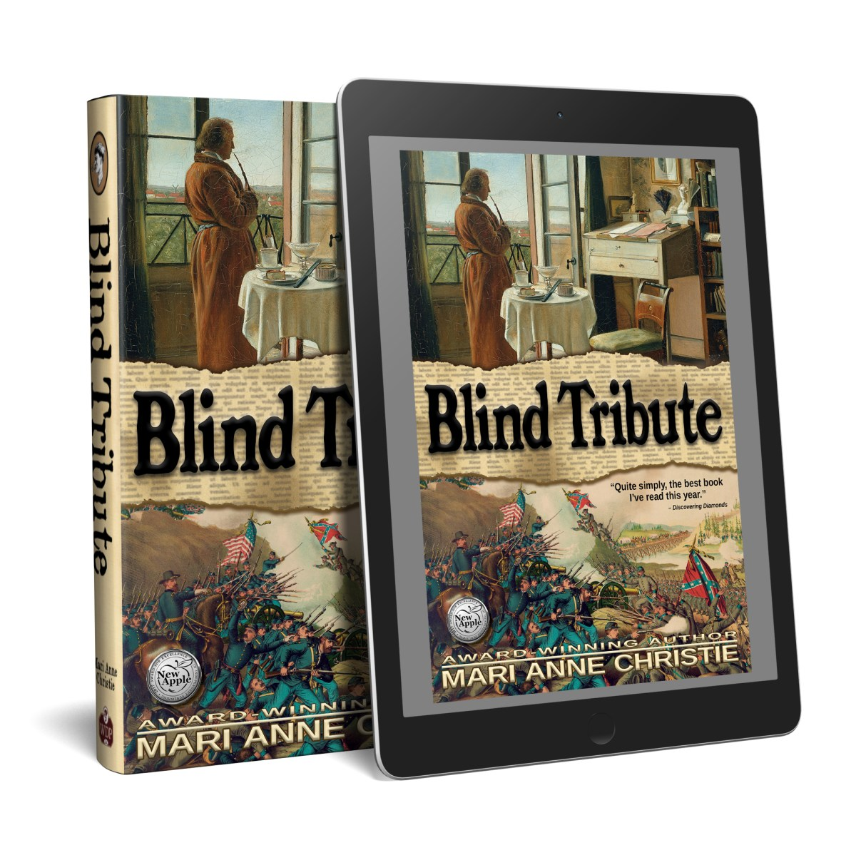 Blind Tribute e-book