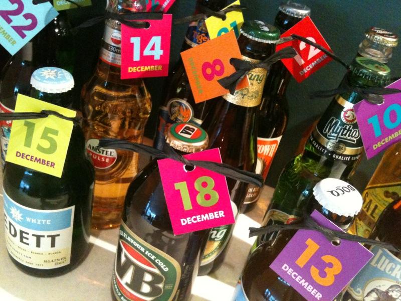 TIPS: Adventskalender til han: julekalender av 24 ulike typer øl