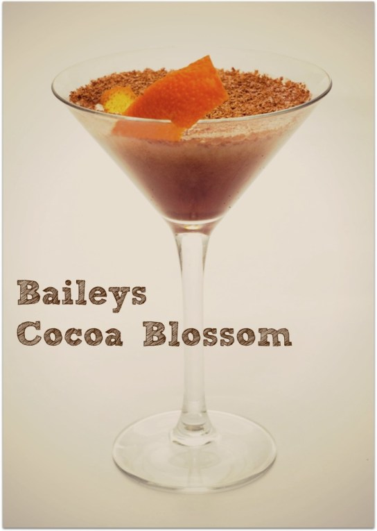 Ingeniørfruens Baileys Cocoa Blossom
