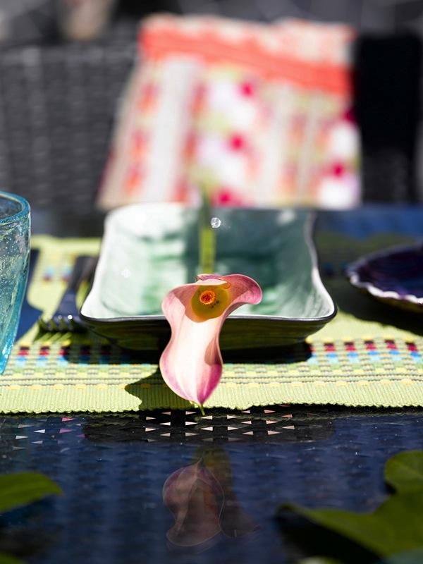 IDEMAGASINETS tips og ideer - blomster på bord og som dekor