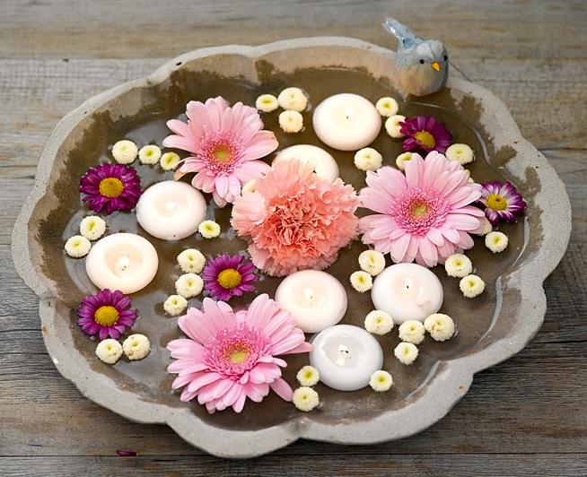 INTERIØRTIPS - blomstrende sommertips hos idemagasinet - blomster i fat