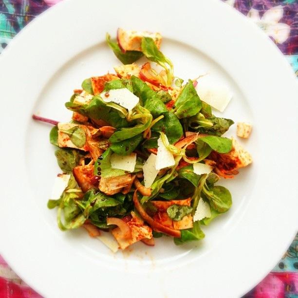 Idemagasinet tipser om lunsj av rester fra kyllingmiddag
