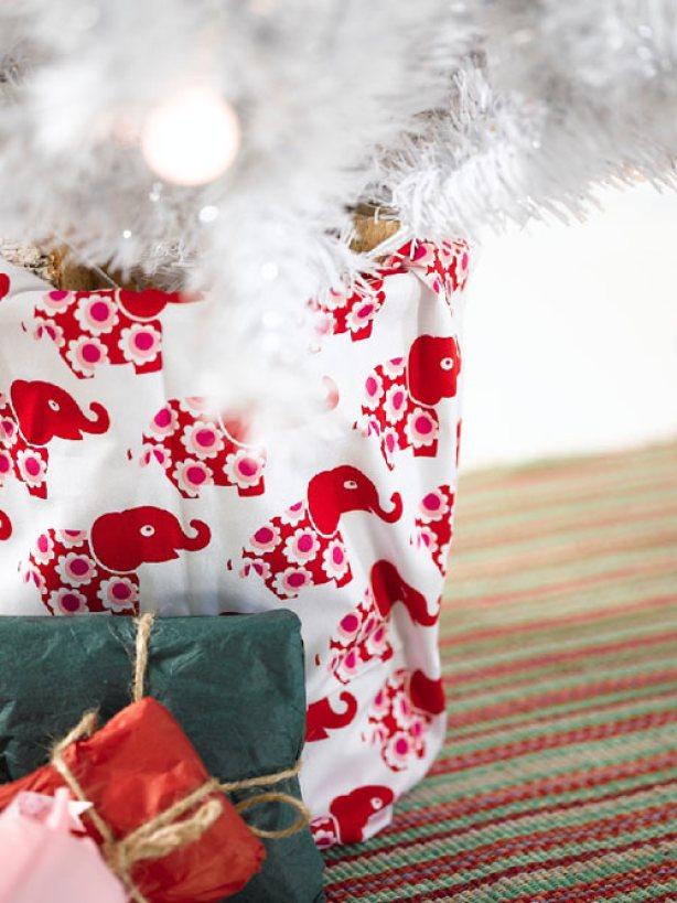 Ingeniørfruen redder verden med julepynt på barnerommet
