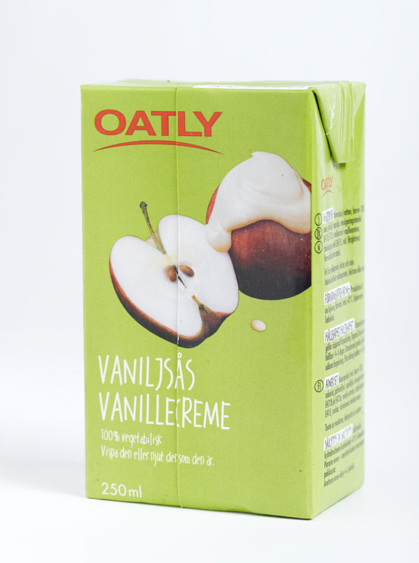 Ingeniørfruen tipser om melkefri vaniljesaus
