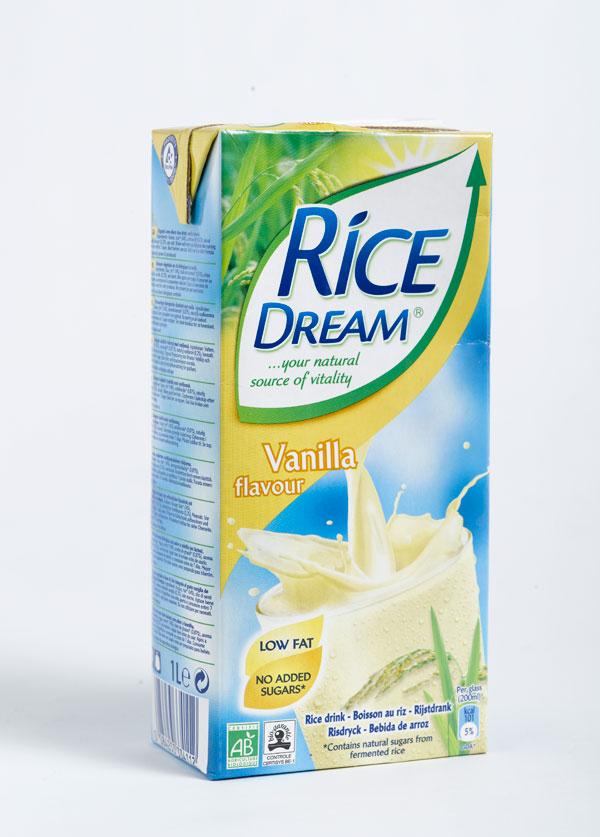 Ingeniørfruen tipser om rismelk som alternativ til melk