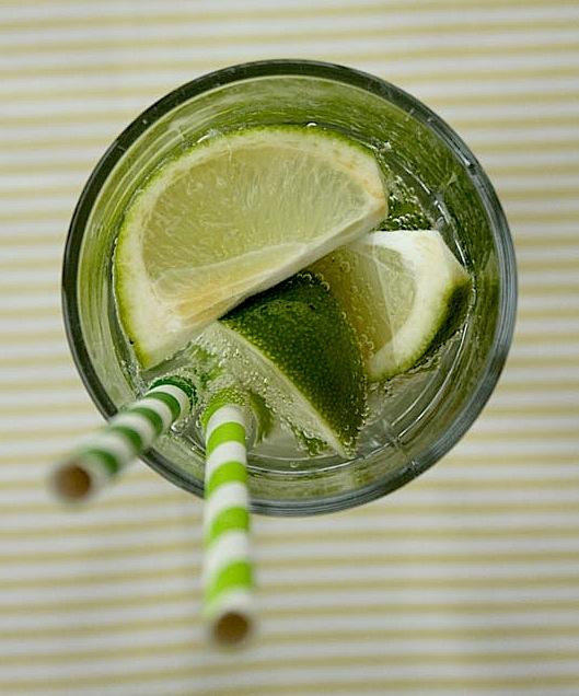 Ingeniørfruens Gin & Tonic med lime