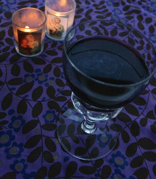 Ingeniørfruens ankle drink med kun to ingredienser - Calimocho