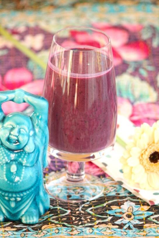Ingeniørfruens god morgen-smoothie med antioksidanter