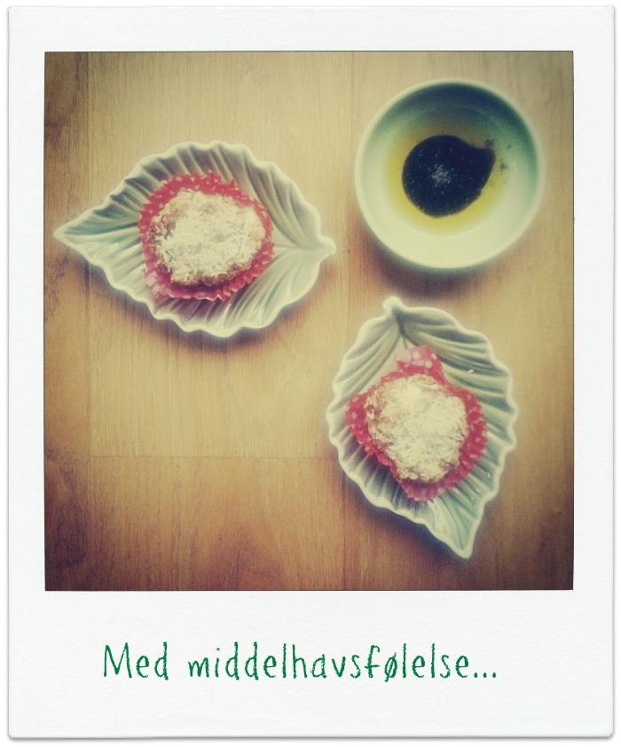 Mat med middelhavsfølelse