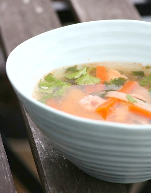 Ingeniørfruens-lavkalori-thai-suppe