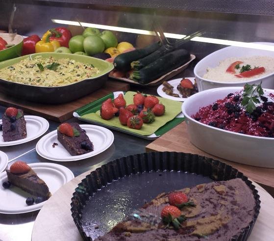 Smart Food-kurs i Mathallen