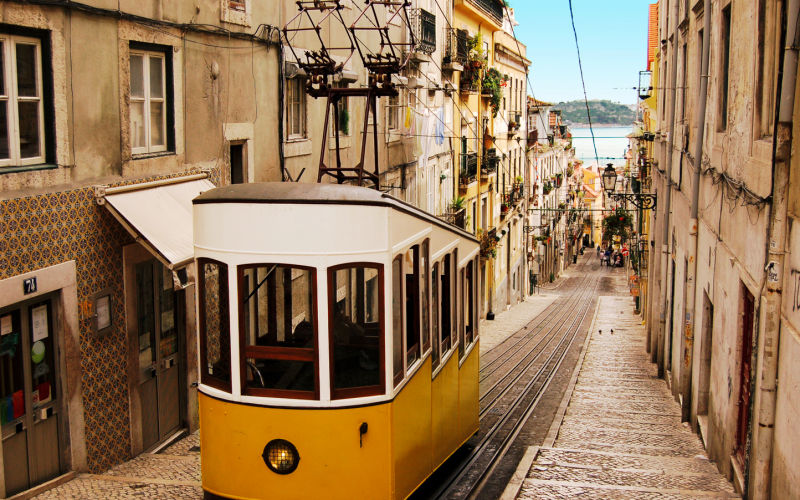 REISE Apollos tips til storbyferie denne våren - Lisboa