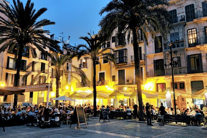 REISE Apollos tips til storbyferie denne våren Palma
