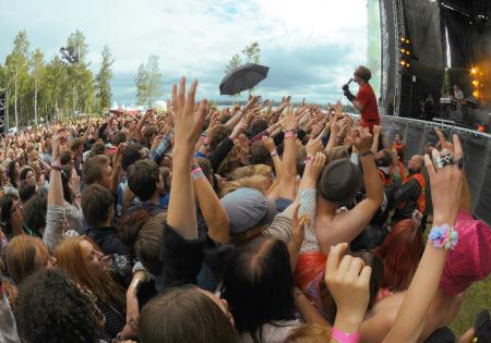 REISETIPS Sommerens festivaler i Sverige 2015 07