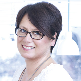 Trine Sandberg - forfatter av boka TRINES MAT 2