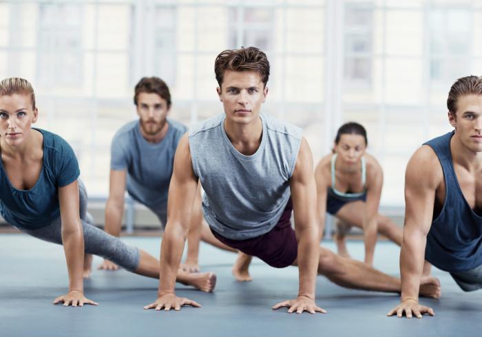 Høstens treningstrender - Yoga for Athletes ©FOTO SATS ELIXIA