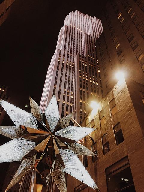 REISETIPS - Reise med barn - Rockefeller Center New York