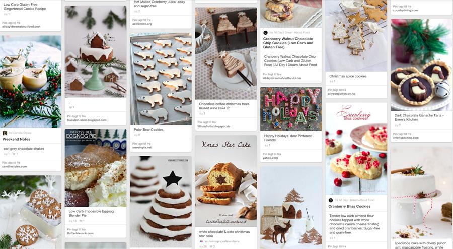 TIPS OG IDEER Julemat, julekonfekt, julekaker