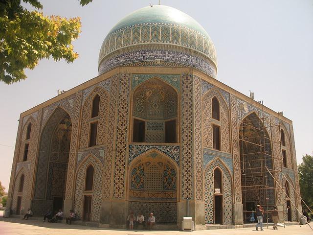 REISETIPS moské i Iran