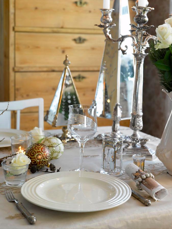 012c INTERIØRTIPS - Hjemme hos Bente - rustikk og romantisk jul ved Mjøsa