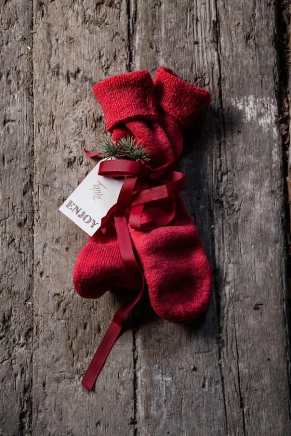 17 Julens sokker! Foto Home & Cottage
