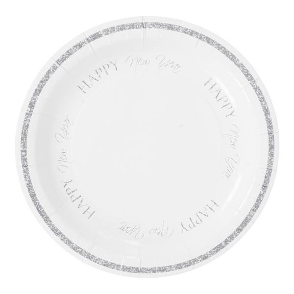 BORDDEKKING-Dekk-bordet-med-festlige-papptallerkner