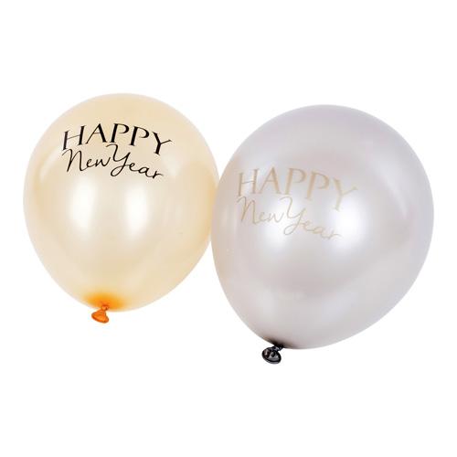 Ballonger Happy New Year