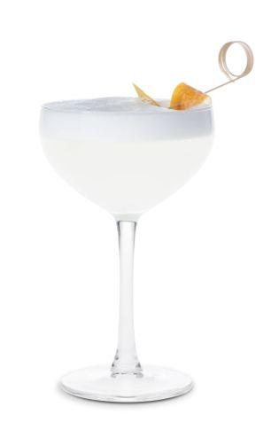 ENKLE DRINKER TIL NYTTÅR Oppskrift på White Lady