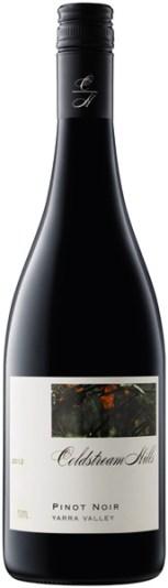 VINTIPS TIL KALKUN MED STUFFING - RØDVIN 2012 Coldstream Hills Yarra Valley Pinot Noir