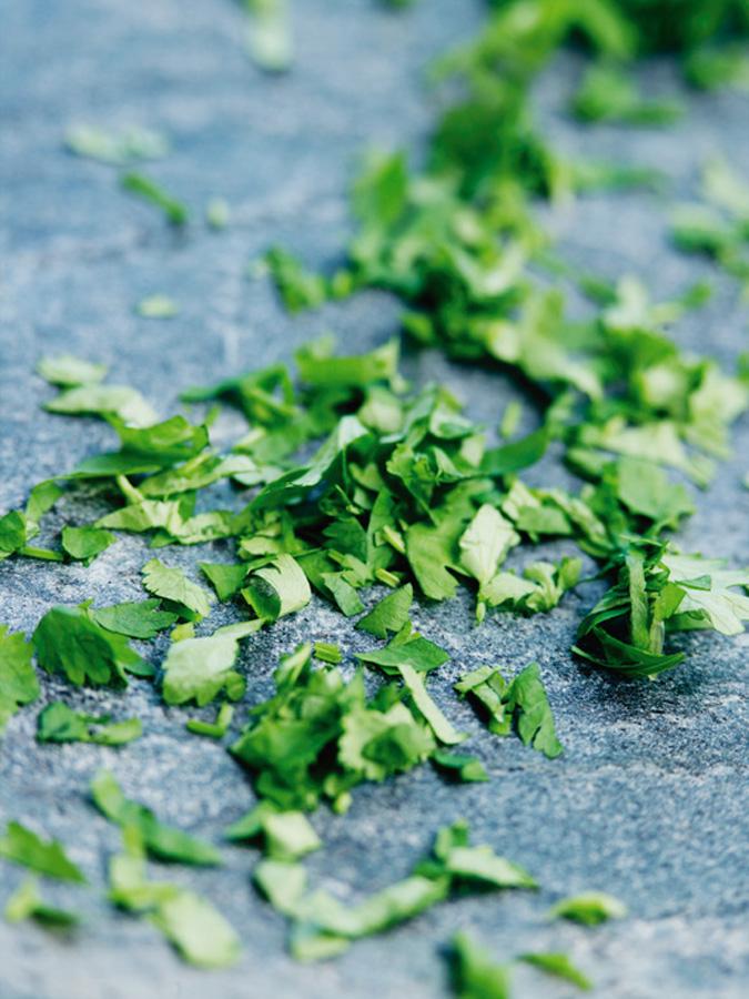 MATTRENDER 2016 Urter og grønt blir en viktig ingrediens i år