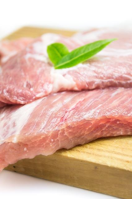 Oppbevaring og holdbarhet på rått kjøtt
