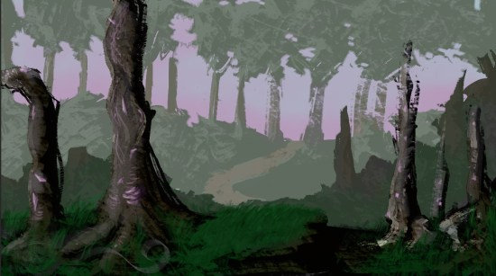 02_Forest Concept