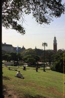 Plaza San Martin. Buenos Aires, Argentina