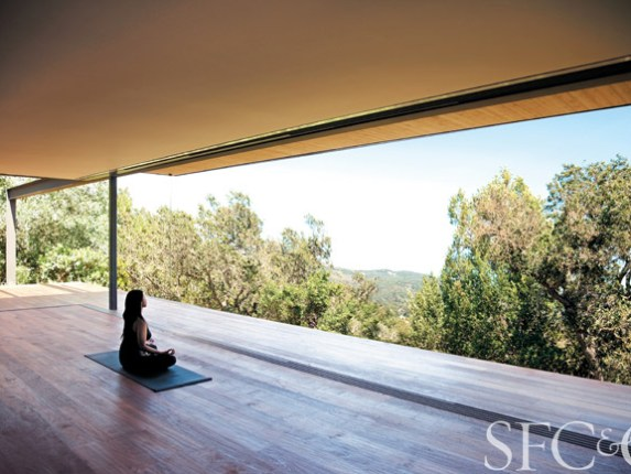 Bay Area Yoga Retreat Aidlin Darling Design