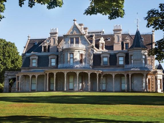 Lockwood Matthews Mansion