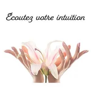 ecouter son intuition