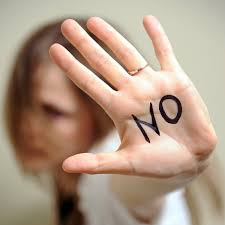 Image result for don't be scared to say no