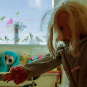 Foto van Jinek Barbie.