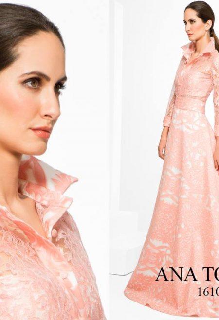 vestido de fiesta rosa, vestido de madrina rosa
