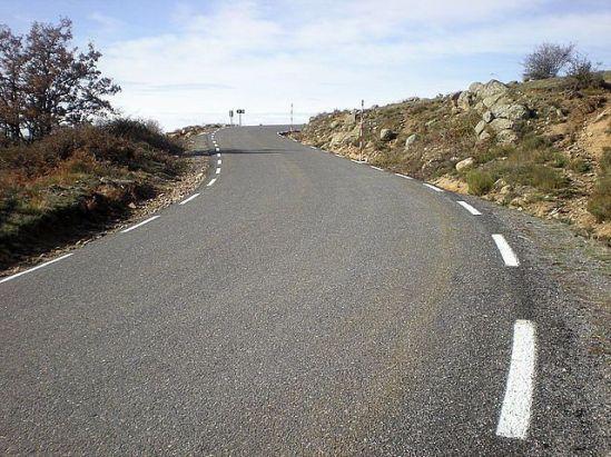 Llegando a los tres kilómetros, la cosa cambia...