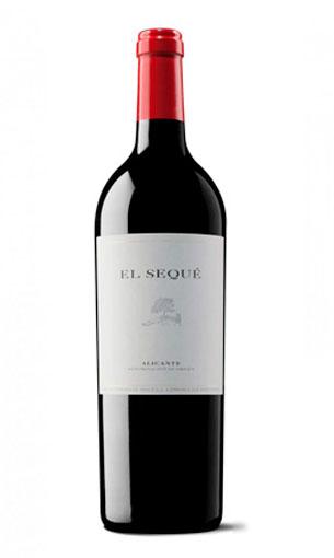 El Sequé - Comprar vino tinto alta expresión