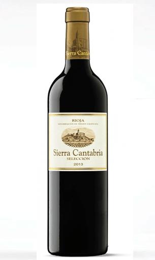 Sierra Cantabria Selección - Comprar vino online
