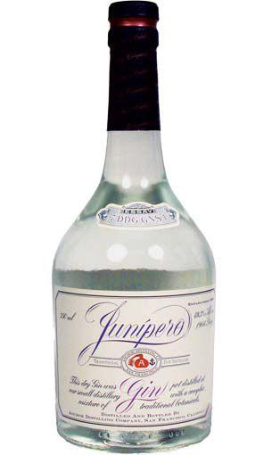 Comprar Junipero (ginebra de California) - Mariano Madrueño