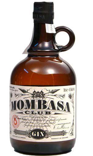 Comprar Mombasa Gin (Inglaterra) - Mariano Madrueño