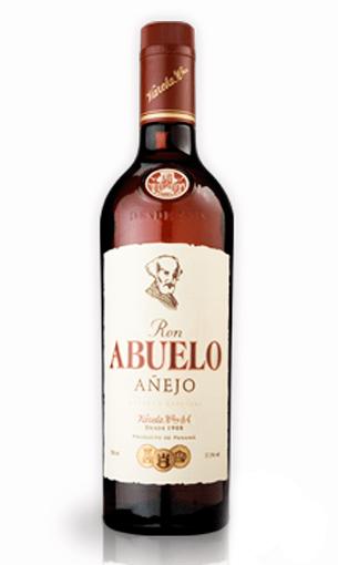 Comprar Ron Abuelo añejo litro - Mariano Madrueño