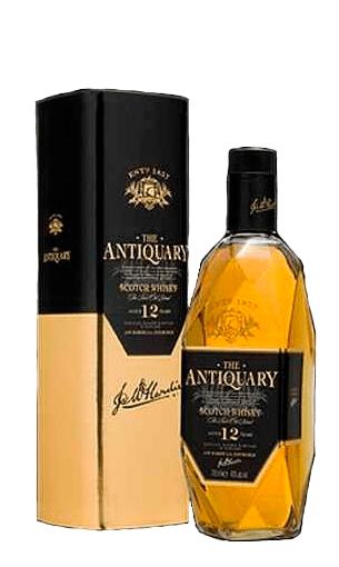 Comprar Antiquary 12 años (whisky escocés) - Mariano Madrueño