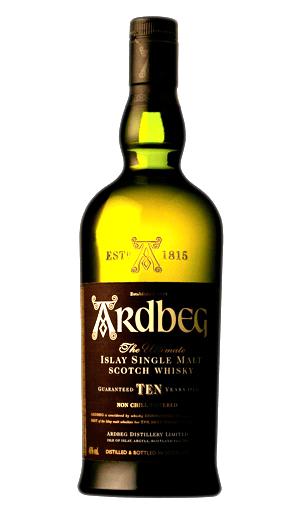 Comprar Ardbeg 10 años (whisky) - Mariano Madrueño