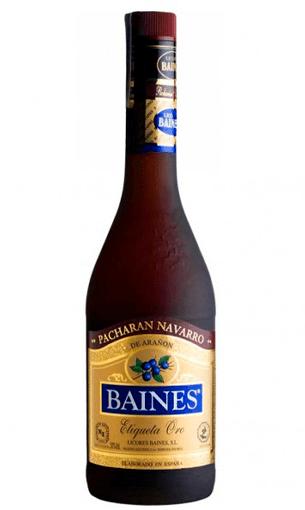 Comprar Baines Etiqueta Oro (pacharán de Navarra) - Mariano Madrueño