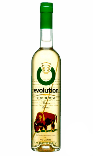 Comprar Evolution Bison litro (vodka polaco) - Mariano Madrueño