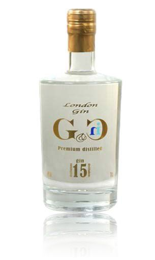 Comprar Gin & Cin (ginebra española) - Mariano Madrueño
